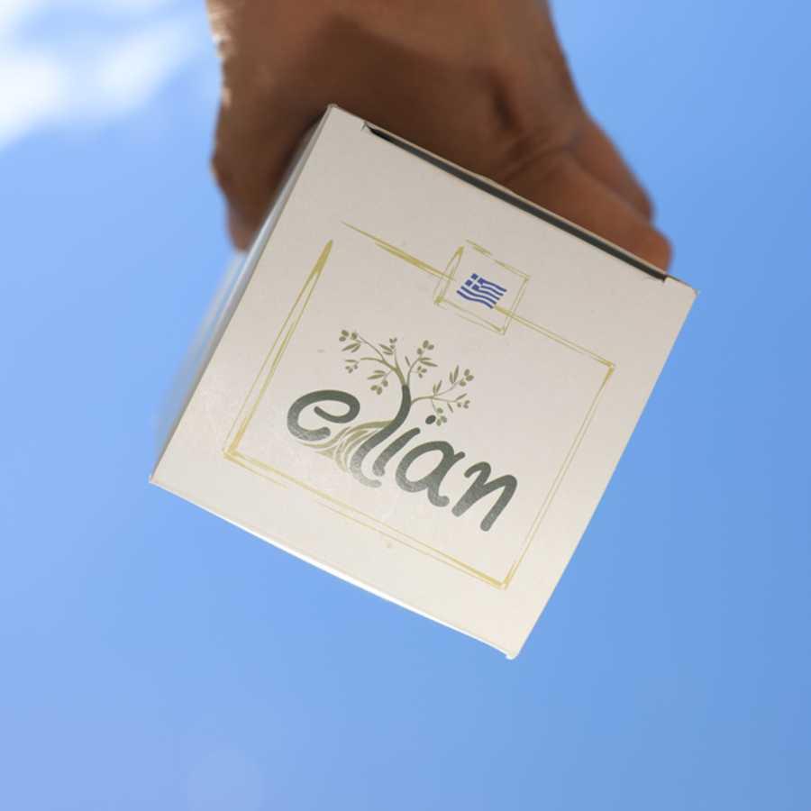 Sample of Elian gift topside box