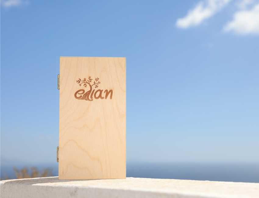 Elian small wooden box gift 3