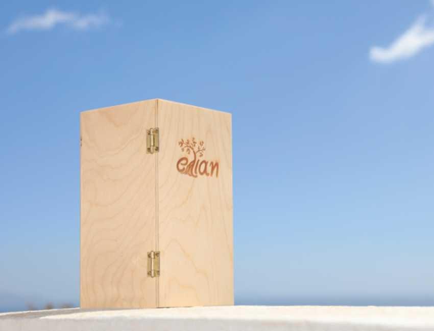 Elian small wooden box gift 4