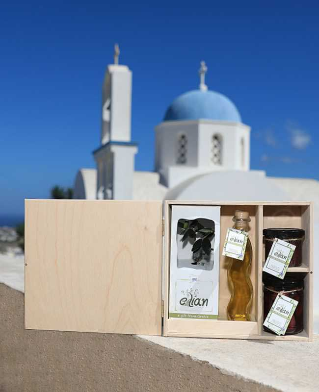 Luxury Corporate Gifts with Olive Oil