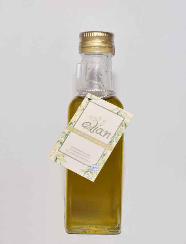 Olive Oil Bottle rectangle shape