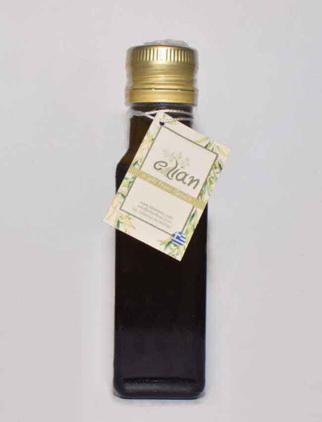 Olive Oil Bottle rectangle dark shape