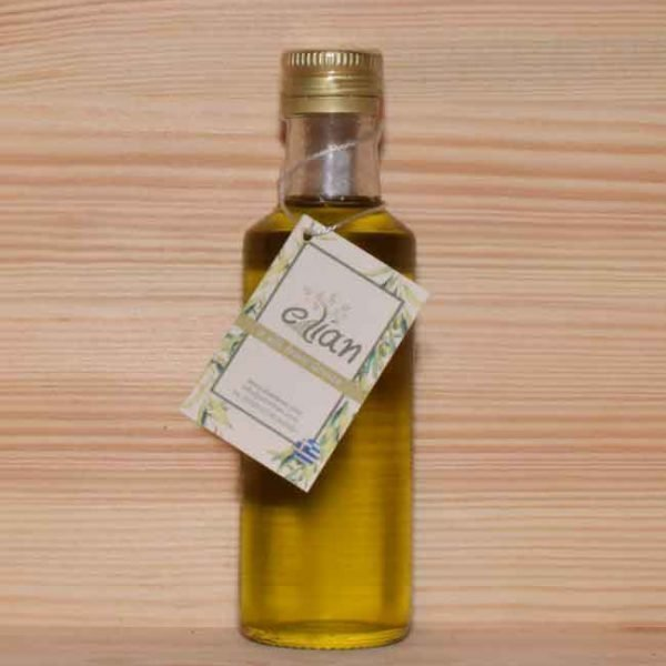 Olive Oil Bottle round shape 1