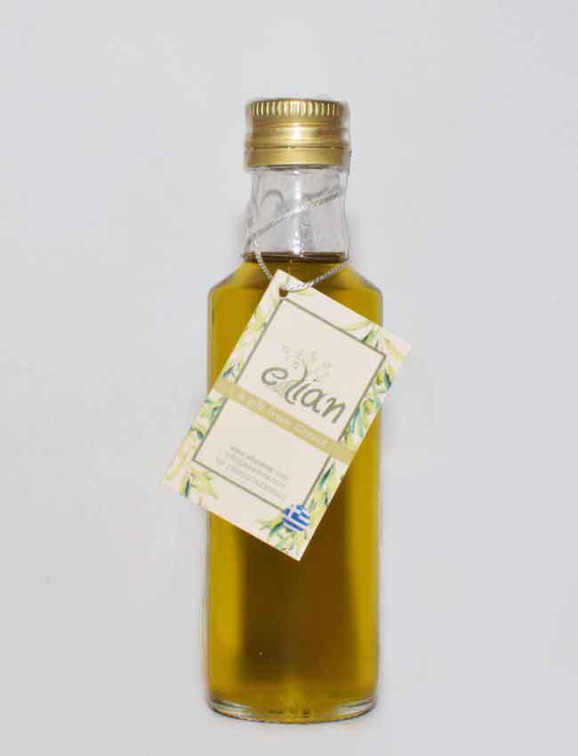 Olive Oil Bottle round shape